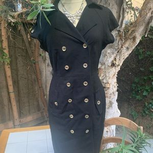 Black to Business Dress